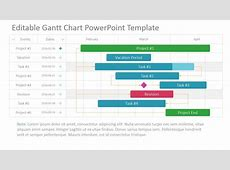 Gantt Chart Ppt Template Free Download Example of