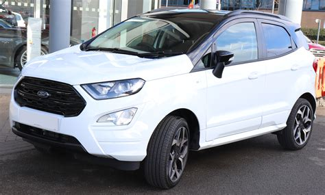 2018 Ford Ecosport Configurations by 2018 Ford Ecosport Configurations Motavera