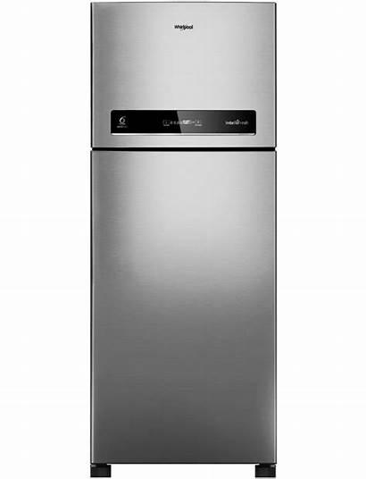 Door Double Whirlpool Refrigerator Steel Illusia Elt