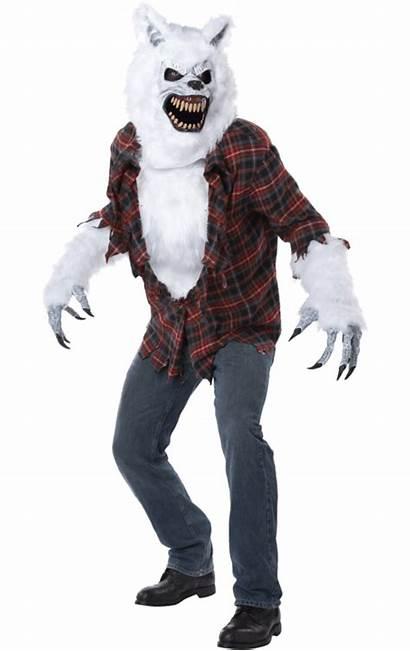 Costume Loup Garou Werewolf Lupo Mannaro Lycan