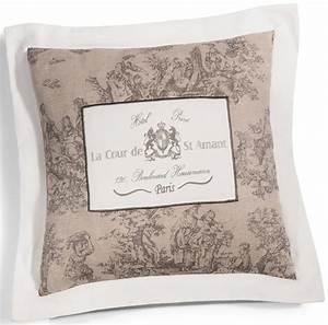 Maison Du Monde Housse De Coussin : frenchie babydoll la parenth se d corative pillow ~ Teatrodelosmanantiales.com Idées de Décoration