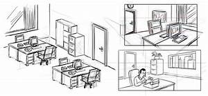 Learning Drawing Principles  Office Backgrounds