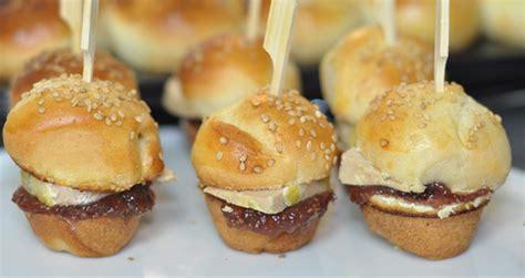 hervé cuisine hamburger recette hamburger au foie gras un site culinaire