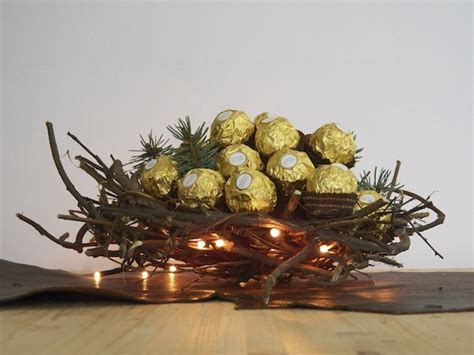 come fare i ferrero rocher in casa come fare il nido ferrero rocher