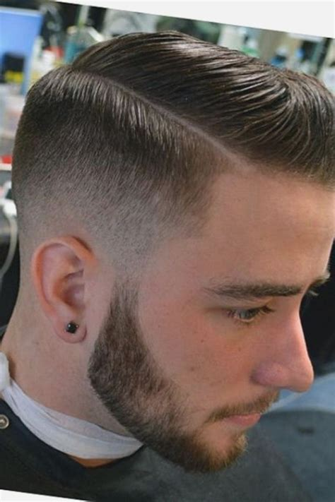 ideas  tapered haircut men  pinterest faded barber shop taper fade haircuts
