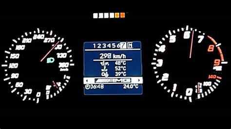 Mercedes Benz Sls Amg Top Speed Run Youtube