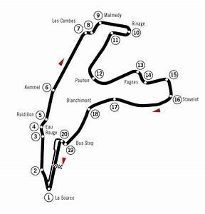 Formule 1 Programme Tv : circuit de spa francorchamps wikip dia ~ Medecine-chirurgie-esthetiques.com Avis de Voitures
