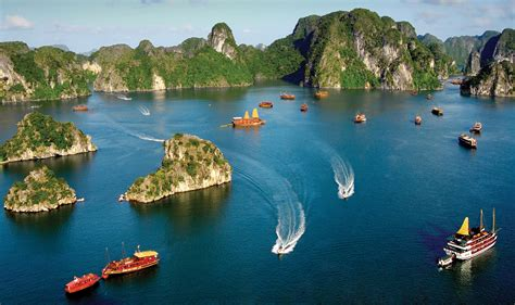 Halong Bay To Hoi An By Boat by Ports Cruise Travel Asia