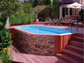 decks for above ground pools above ground pool decks ideas and plans indoor and outdoor