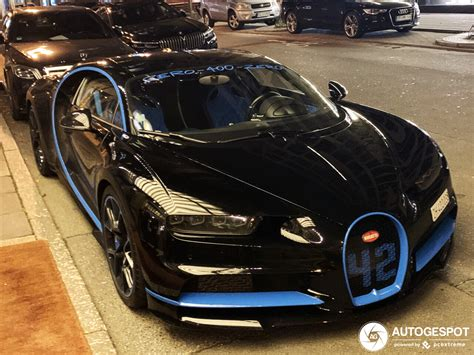 Thank you to everyone who has supported me these past 8 years! Bugatti Chiron Zero-400-Zero Edition - 20 October 2019 - Autogespot