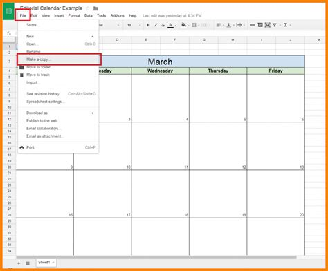 Calendar Template Docs 8 Docs Calendar Templates Pear Tree Digital