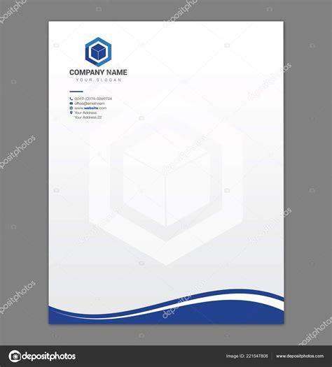 modelo papel timbrado branco  impressao  logotipo