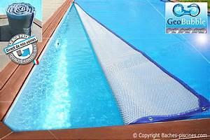 Bache A Bulle Sur Mesure 500 Microns : baches t piscine 500 microns couleur aluminium baches ~ Melissatoandfro.com Idées de Décoration