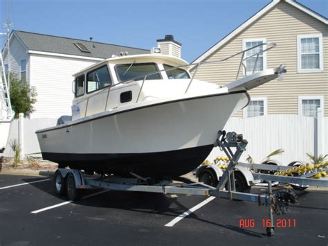 Parker Boats Virginia Beach by 1994 Parker 2320 Sport Cabin The Hull Truth Boating