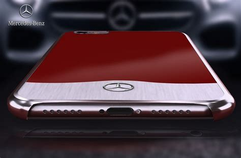 Mercedes Benz ® Apple Iphone 7 Slr Mclaren Series