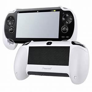 Insten Hand Grip For Sony PlayStation Vita, White - TVs ...