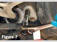BMW & MINI Control Arm And Bushing Replacement DIY E30