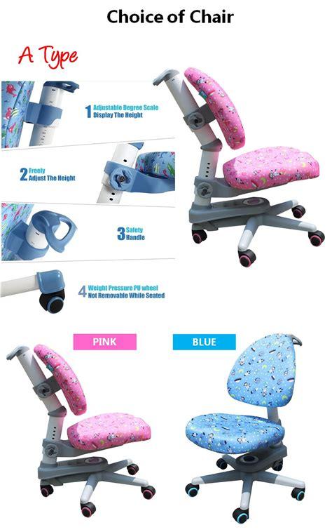 buy children ergonomics study table set children