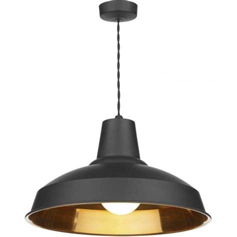 black metal ceiling pendant light ideal for table
