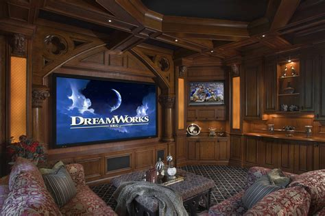 Livingroom Theaters by How To Design Living Room Theaters