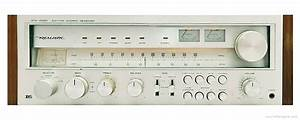 Realistic Sta-2000 - Manual - Am  Fm Stereo Receiver