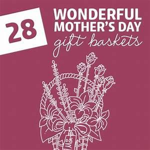 28 Wonderful Mother's Day Gift Baskets - Dodo Burd
