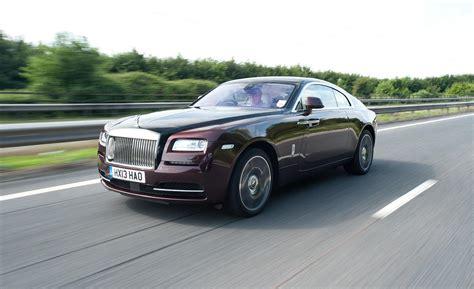 2018 Rolls Royce Wraith Coupe Top Auto Magazine
