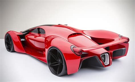 Top Gear Ferrari F80 Supercar Concept