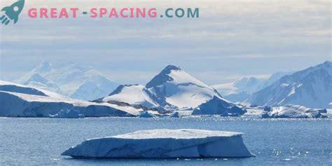 Изгубените континенти са скрити под Антарктика
