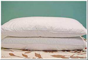 refresh your bedroom choosing the right pillow With best flat bed pillow