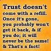 Quotes Broken Trust Love Picture