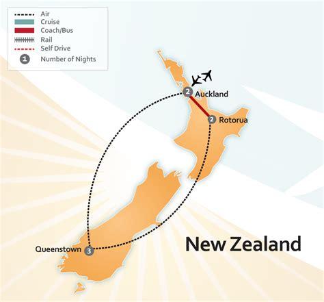 zealand cities travel deal auckland rotorua