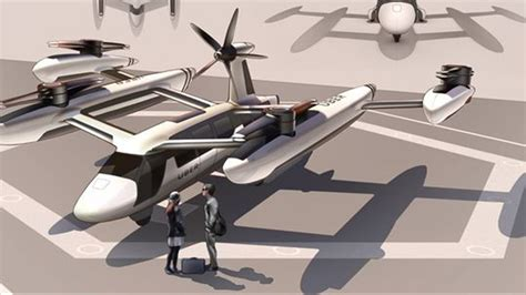 uber flying taxis boost army nasa kiiitvcom