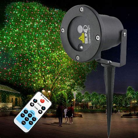 star shower outdoor laser christmas lights star projector 2016 waterproof outdoor laser light projector christmas