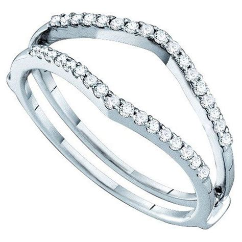 best wedding ring wraps solitaire enhancer ring wraps and ring guard