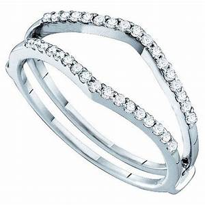 18 best wedding ring wraps images on pinterest solitaire With wedding ring enhancers