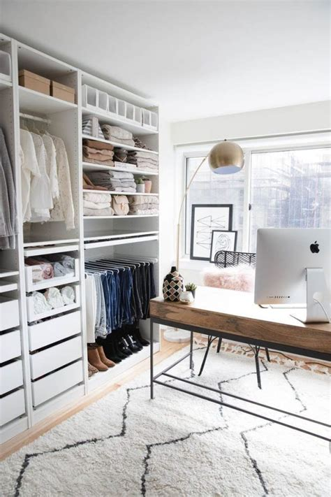home office closet ideas  pinterest tiny home office tiny office  small home design