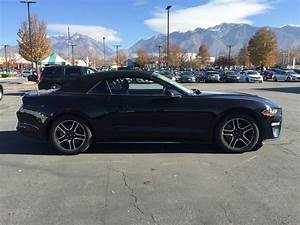Pre-Owned 2018 Ford Mustang EcoBoost Convertible in Sandy #S7264 1FATP8UH4J5142675 | Larry H ...
