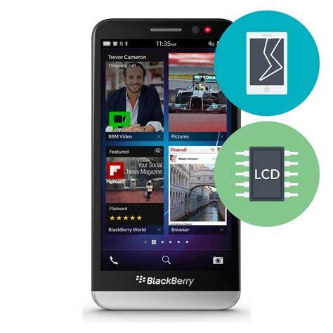 repair screen blackberry z30 micro techno montr 233 al