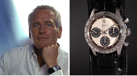 paul newman rolex daytona buyer paul newman gave this rolex away in 1984 it just sold