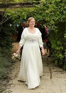 rebecca39s art deco inspired bespoke silk crepe wedding With bespoke wedding dresses