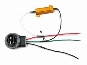 Led Load Resistors Turn Signal