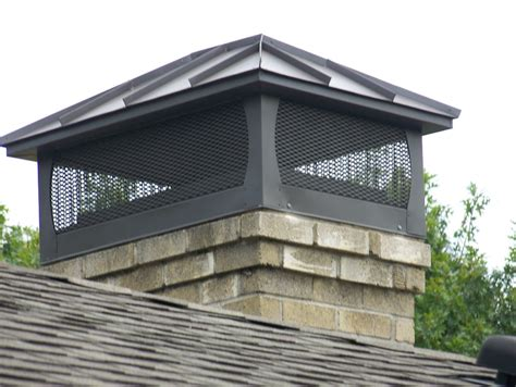 fireplace chimney cap the best chimney caps home depot
