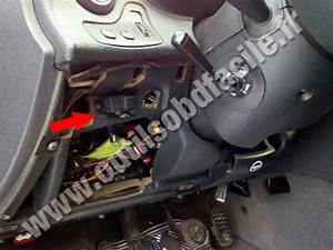 Obd2 Connector Location In Alfa Romeo 156  1997 - 2002