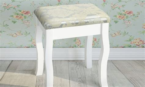 Tabouret Pour Coiffeuse  Groupon Shopping