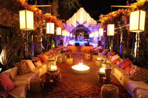 Moroccan Themed Party Rental  Moroccan Furniture Los Angeles