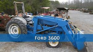 Ford 3600 Tractor Parts  U2013 Seven Modified 2019 Ford Rangers Debut