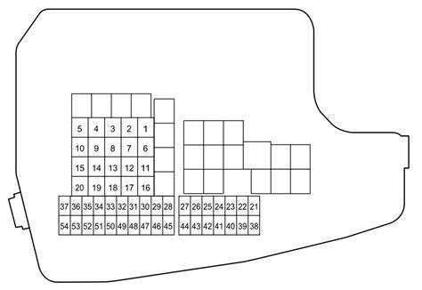 2014 Mazda 6 Fuse Box Diagram mazda 6 2014 fuse box diagram auto genius