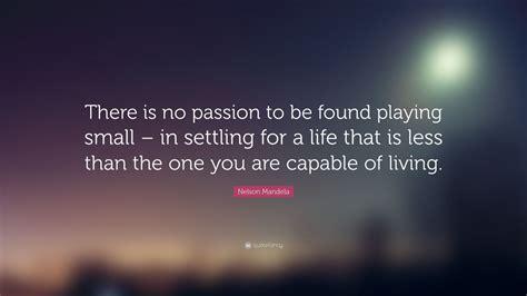 nelson mandela quote    passion