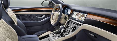 new bentley interior breitling for bentley gt dark sapphire edition